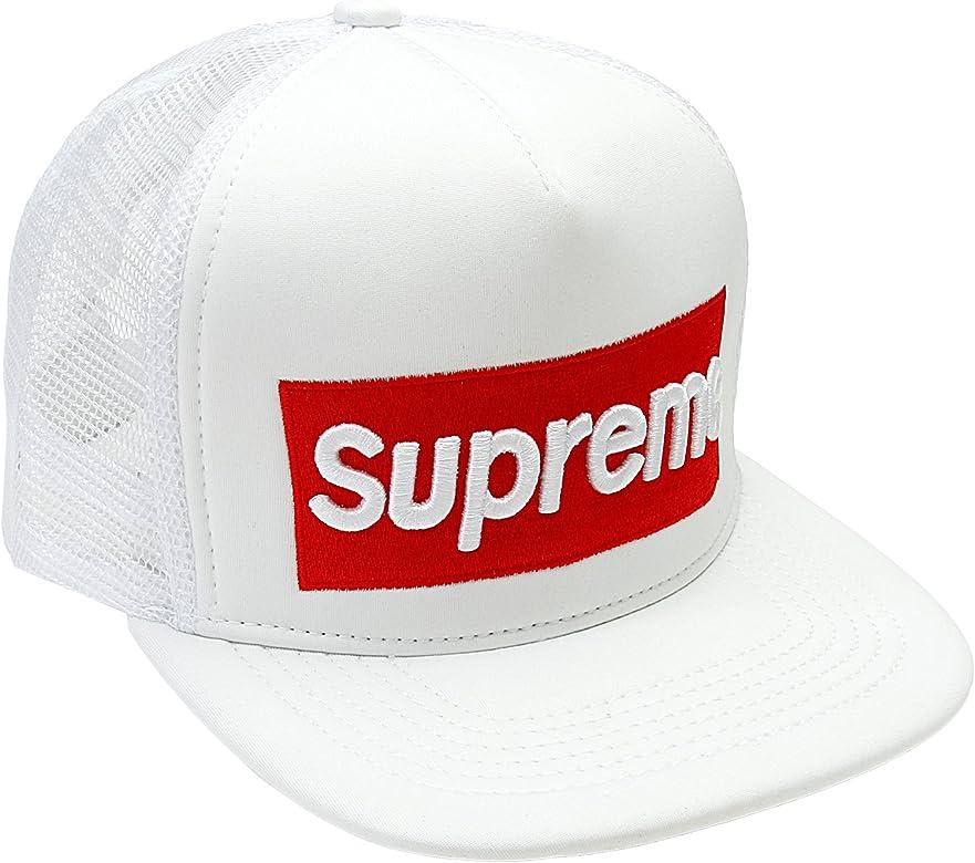 Supreme Italia - Gorra de béisbol - para Hombre Blanco Talla única ...