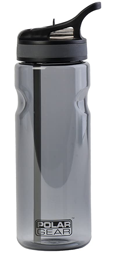 cb15849c8a Polar Gear Tritan Bottle 650ml, Aqua Grip Range: Amazon.co.uk ...