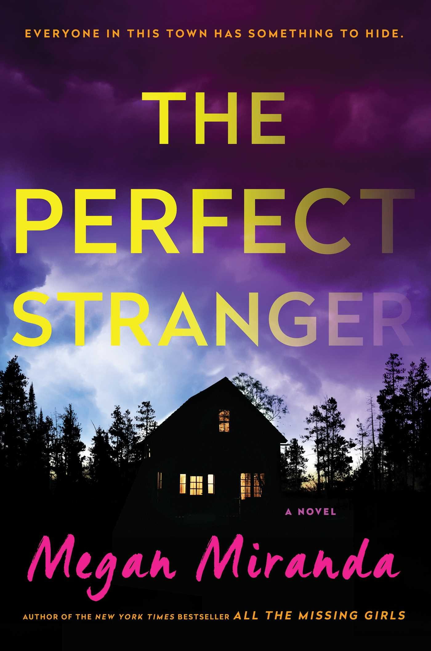 Image result for the perfect stranger book