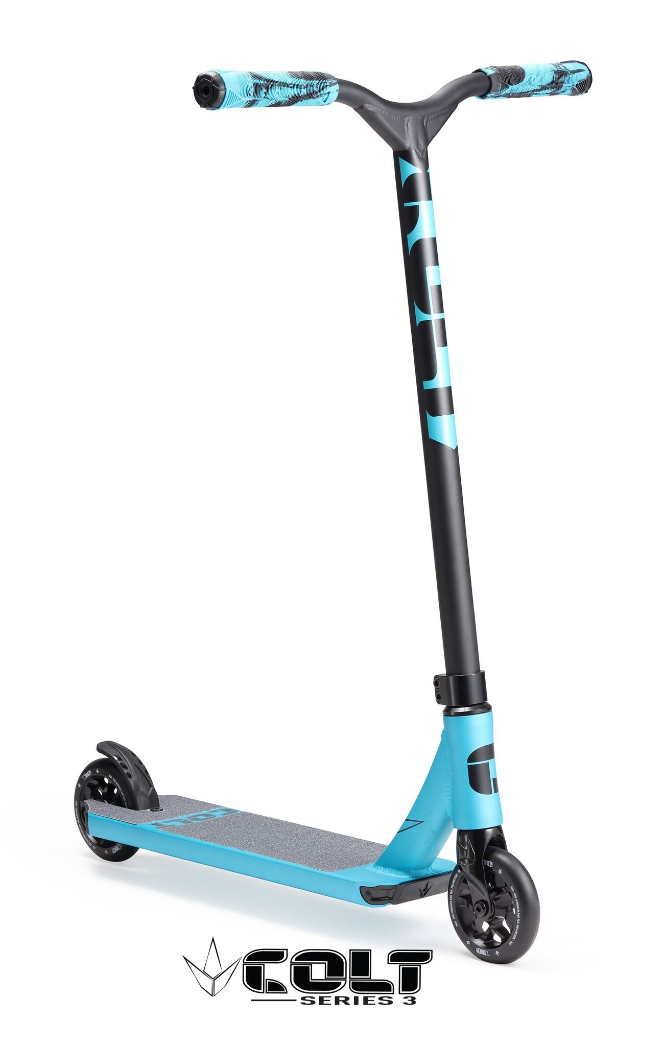 Envy Series 3 Colt Scooter (Blue) by Envy Scooters