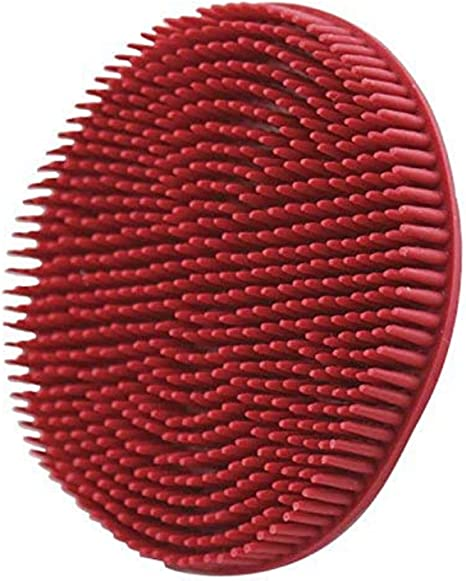 Rubber Curry Brush