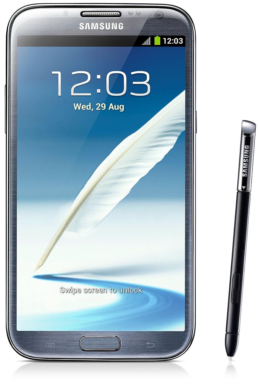 Samsung GT-N7100 Galaxy Note II - Smartphone (Android) (importado). de Samsung