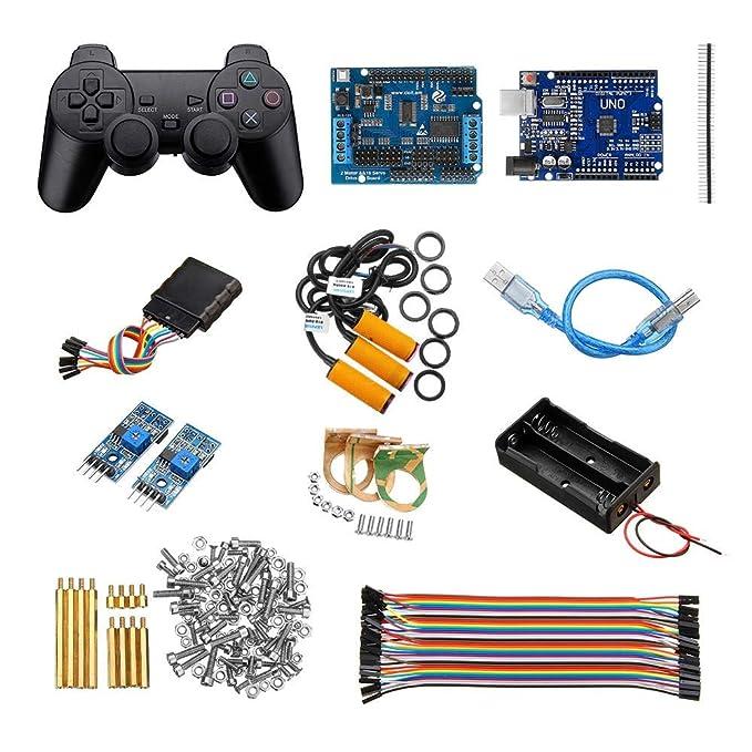 Control de la manija Seguimiento automático Kit de Control de ...