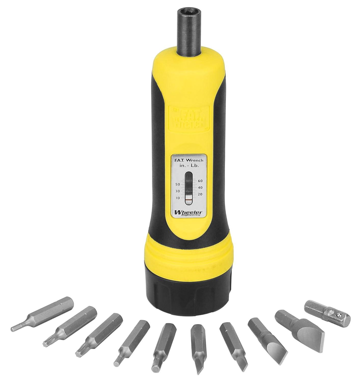 Wheeler Firearms Accurizing Torque Wrench 553556