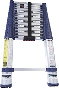 Xtend & Climb Pro Series 785P+ Telescoping Ladder, Blue