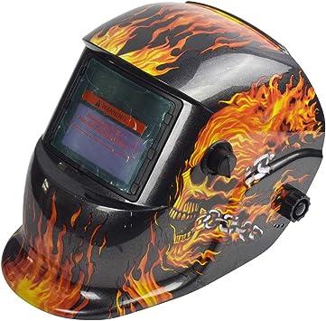 Pro Solar Auto Darkening Welding Helmet Arc Tig Mig Mask Grinding Welder Hood