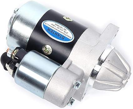 OUKANING Motore generatore 12V 1Kw per Motore Diesel raffreddato ad Aria 178F 186F 188F