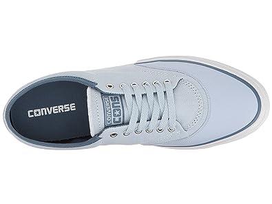 1673784dc20b Converse Crimson OX Sneakers Porpoise Blue Coast White Mens 8 ...