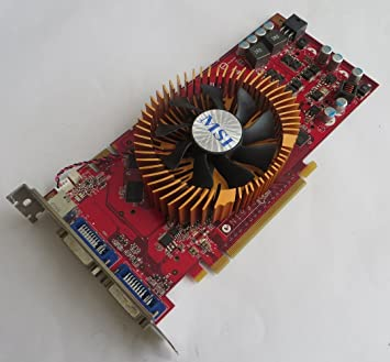 MSI N9800GT-T2D512-OCv2 GeForce 9800 GT 512 MB 256-bit GDDR3 PCI Express 2.0 x16