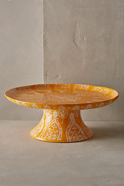 Sun Grove Cake Stand - anthropologie.com