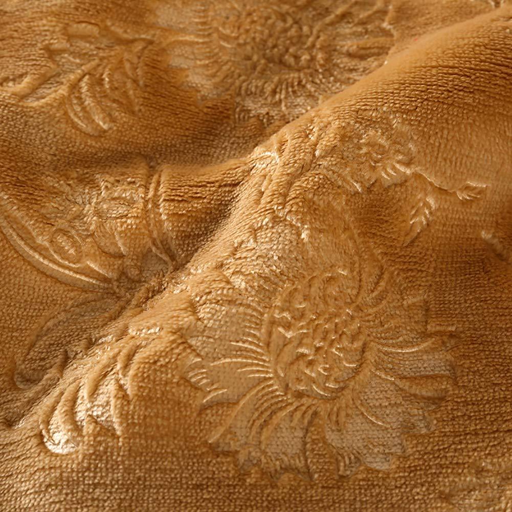 L&WB Flanell Flanell Flanell Decke-Warme Mikrofaser Quilt Extra Weiche Fell Bürste Stoff, Einfache Pflege,D,200  230Cm B07H8BX6RM Deckenschlafscke Geschwindigkeitsrückerstattung 618421
