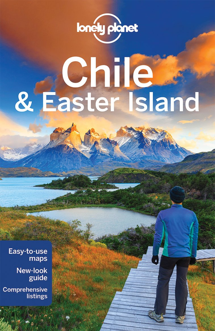 Lonely Planet Chile Easter Island Travel Guide Amazoncouk