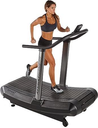 Assault AirRunner Curve Treadmill: Amazon.es: Deportes y aire libre