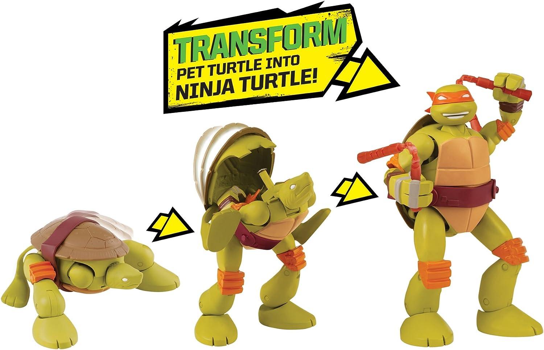 Amazon.com: teenage mutant ninja turtles Mutations mascota ...
