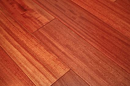 Kingsport Santos Mahogany Classic 3 8 X 1 2 Exotic Engineered Hardwood