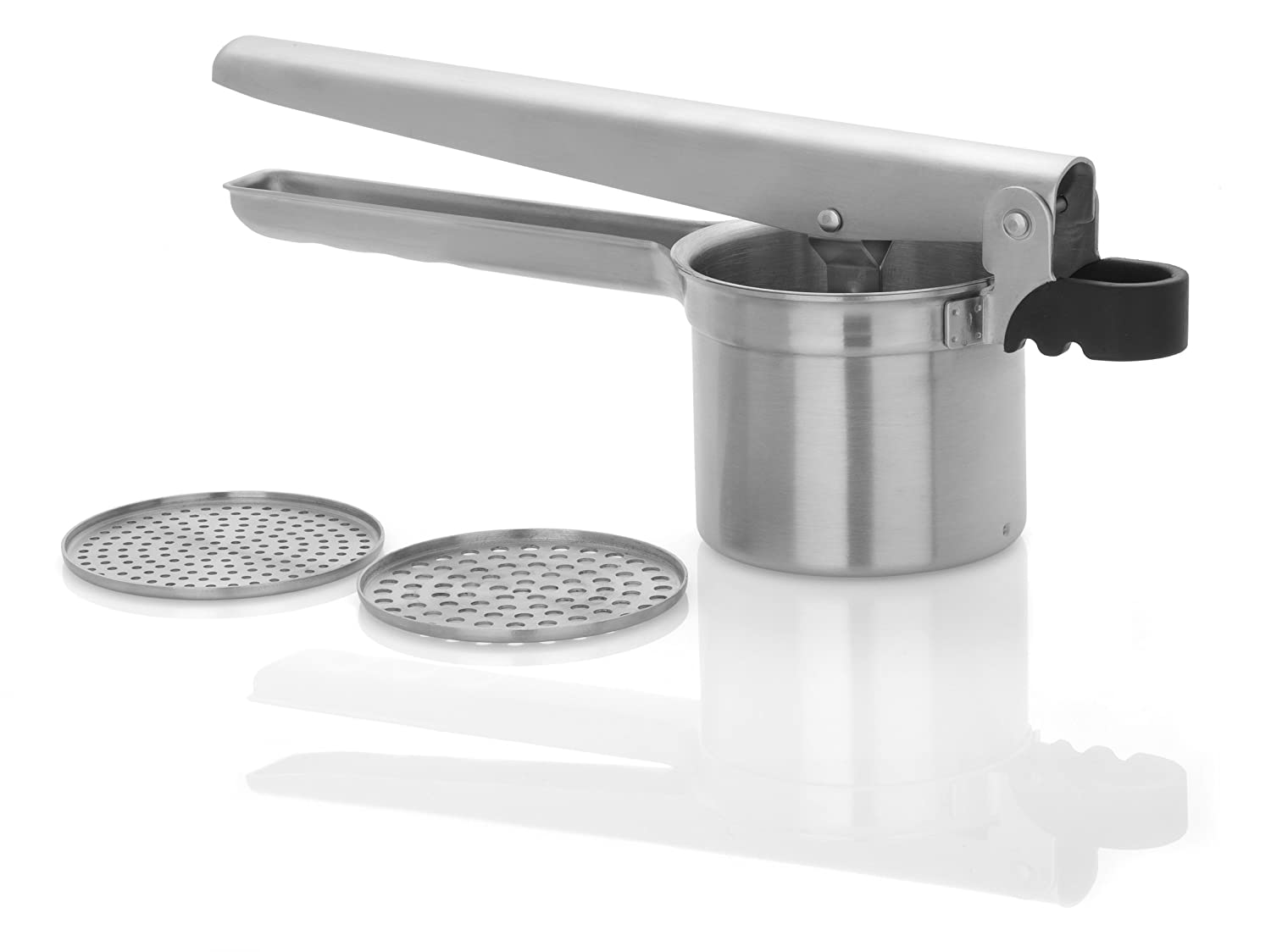 Trudeau Stainless Steel Ricer with 2 Blades 0990067