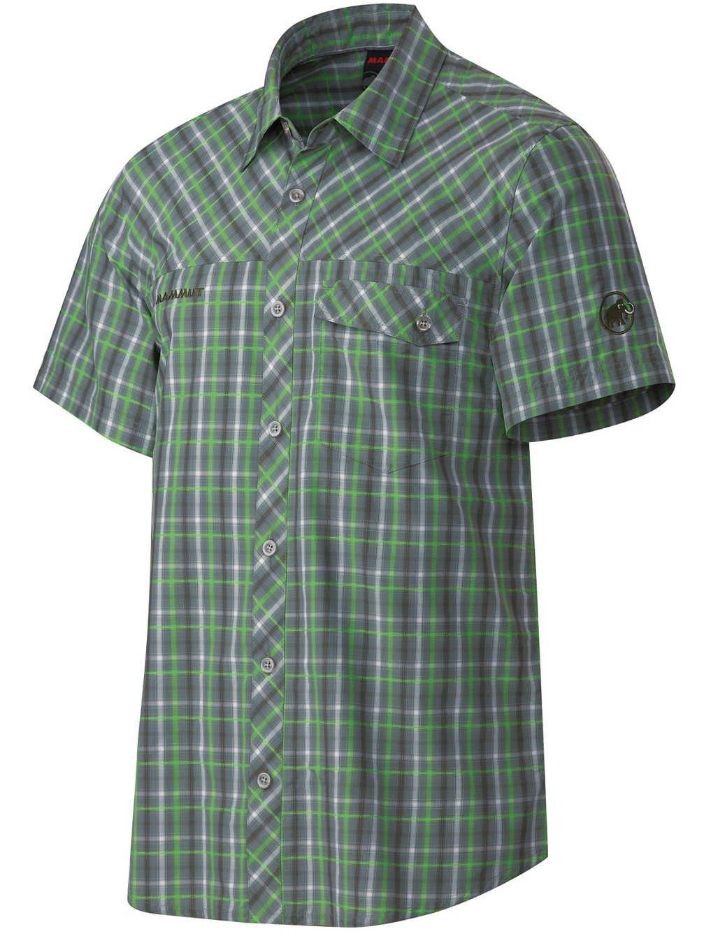 Mammut Herren Kurzarmhemd Asko Shirt