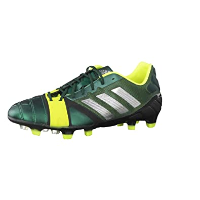 hot sale online 28c26 1cff6 adidas nitrocharge 1.0 TRX FG mens football boots Q34221 soccer cleats firm  ground (uk 7