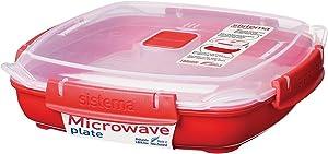 Sistema Medium Microwave Plate - Random Colors
