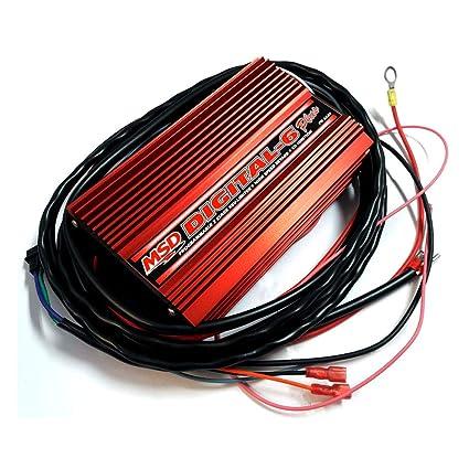 Amazon Msd 6520 Digital 6 Plus Ignition Control Box Automotive