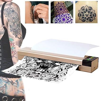 USB Máquina de Transferencia de Tatuajes, Portátil Oficina ...
