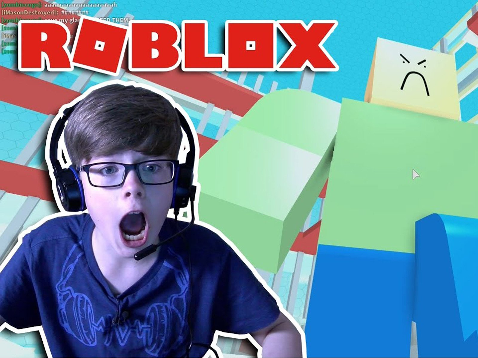 Ethan Gamer Roblox Name Watch Ethangamer Through The Years Roblox Funny Moments Prime Video