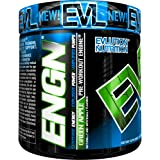 Evlution Nutrition ENGN Pre-workout, 30 Servings, Intense Pre-Workout Powder for Increased Energy, Power, and Focus (Green Apple) Pikatropin-Free