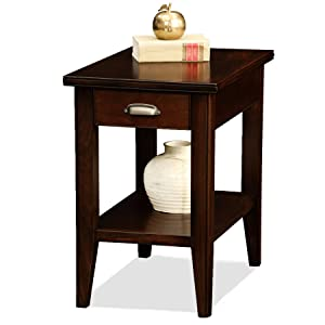 Leick LaurentChairside End Table with Drawer