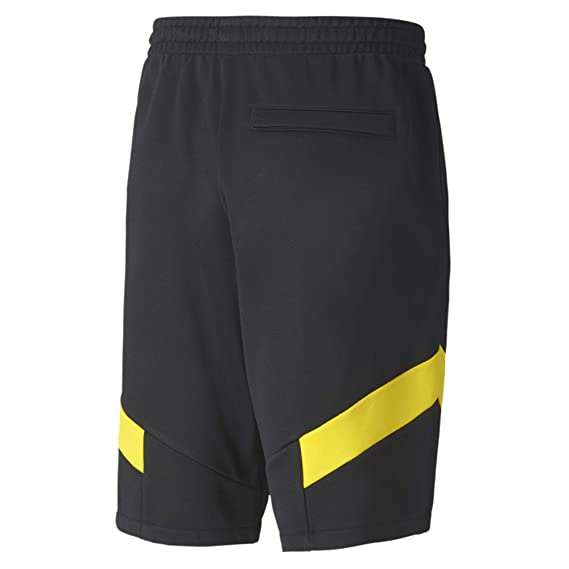 PUMA BVB Iconic MCS Shorts Pantalones Cortos, Hombre: Amazon.es ...