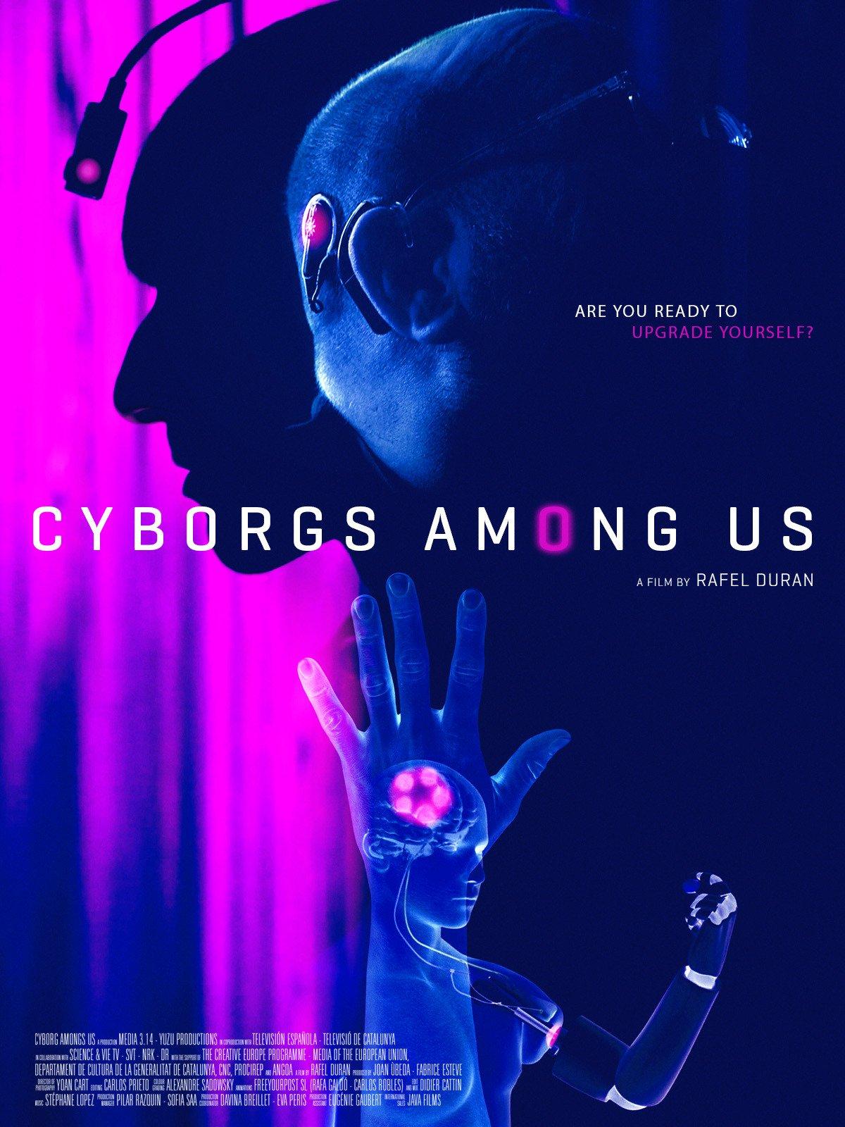 Cyborgs Among Us on Amazon Prime Video UK