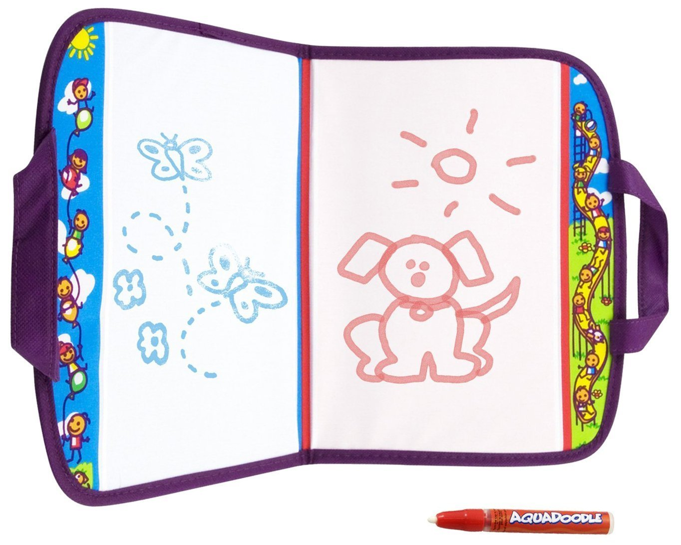 Spin Master AquaDoodle Travel Doodle Mat by Spin Master (Image #2)