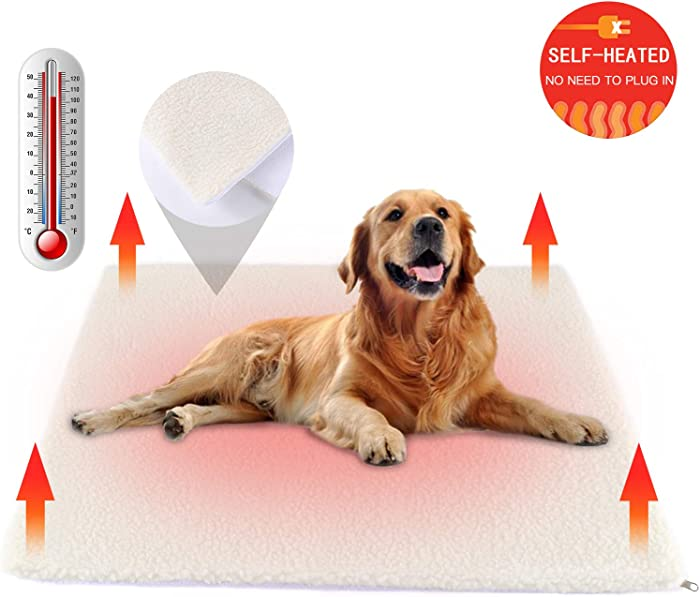 Top 9 Thermal Self Heating Dog Mat