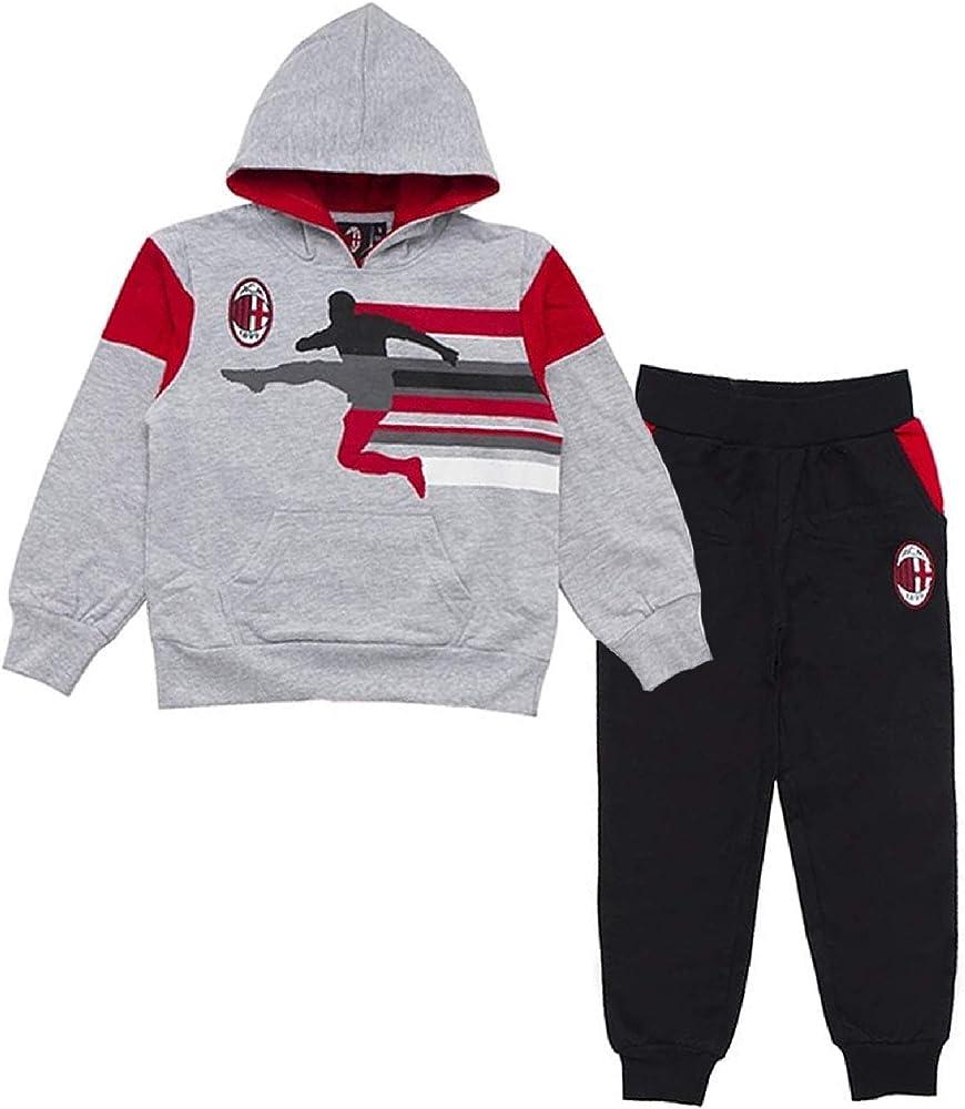 Milan - Chándal - para niño Negro Altura 104 cm/S 4 años: Amazon ...