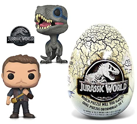 Amazon Com Warp Gadgets Bundle Funko Pop Movies Jurassic World 2