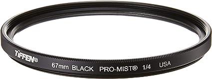 Tiffen Filter 67mm Black Pro Mist 1 4 Filter Kamera