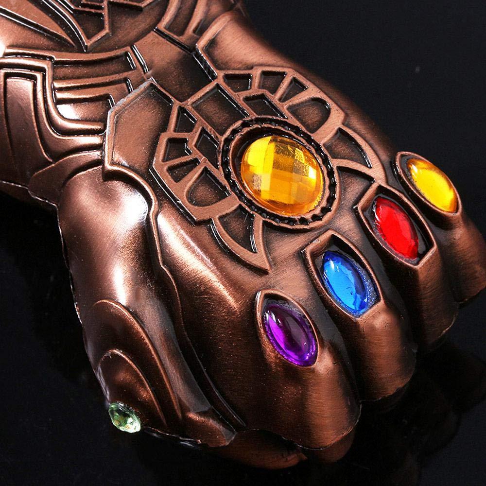 OOOUSE Apribottiglie Birra Apribottiglie Guanto di Thanos The Avengers 4: Endgame Apribottiglie 2019 novit/à Miglior Regalo per Tutti Gli Fan della Marvel