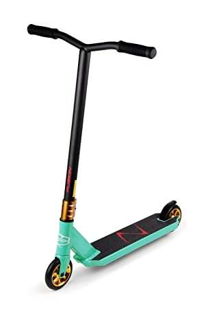 Fuzion Z300 Pro Scooter Complete (2017 Teal)