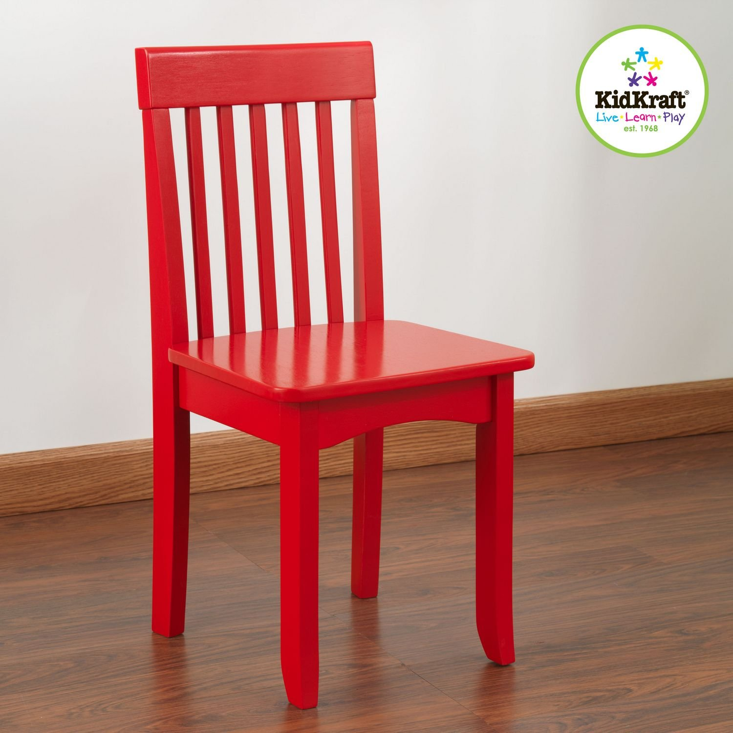 Kidkraft Avalon Chair For Children- Rasberry 16616