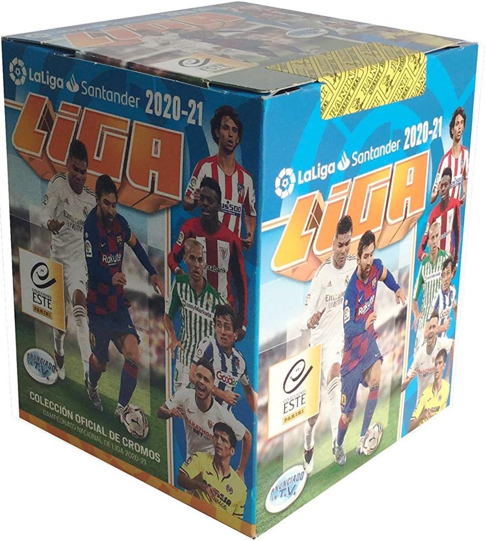 La Liga Santander Cromos (Panini 003978BOX50E)
