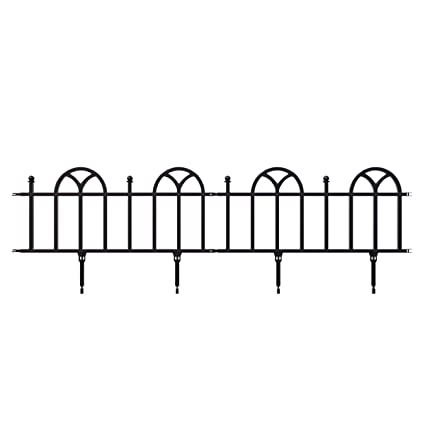 Charmant Garden Edging Border  Flower Bed Edging For Landscaping  Victorian Fence,  10 Piece Set