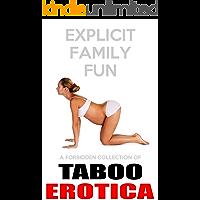 Explicit Family Fun … A Forbidden Collection of Taboo Erotica book cover