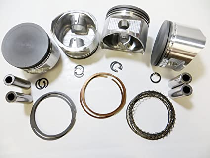 Amazon Upgraded Piston Premium Ring Kit For 24L Nissan 89 92