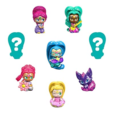Fisher-Price Shimmer & Shine Teenie Genies Series 2 Genie Toy (8 Pack), #15: Toys & Games