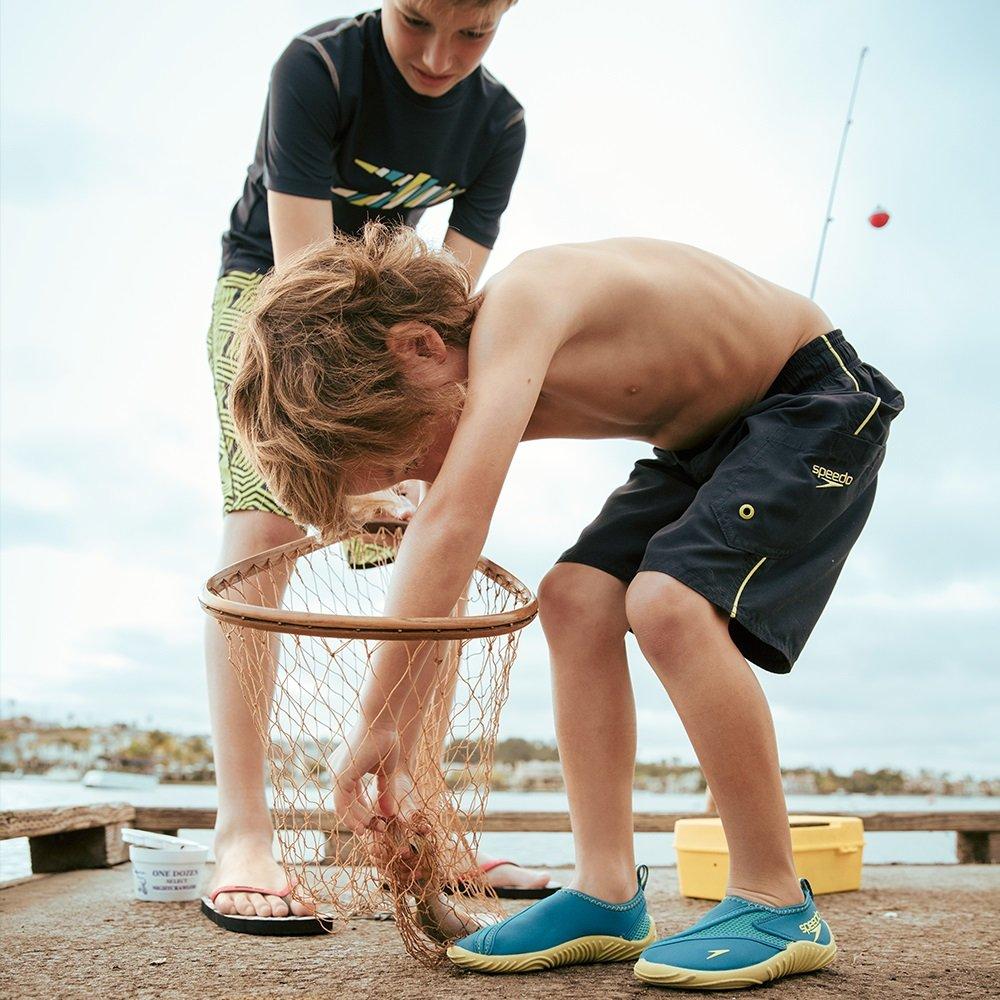 Kids Surfwalker Pro 2.0 Speedo Kids Surfwalker Pro 2.0 Water Shoes Little Kid//Big Kid K