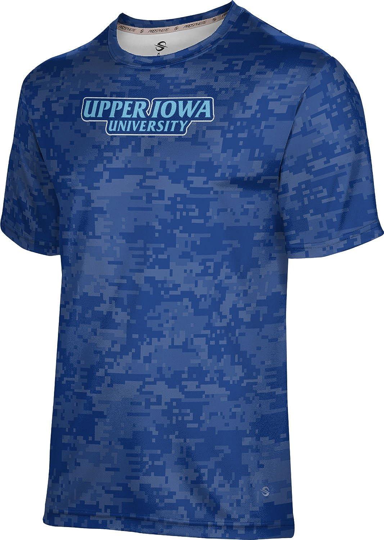 Solid ProSphere Upper Iowa University Mens Long Sleeve Tee