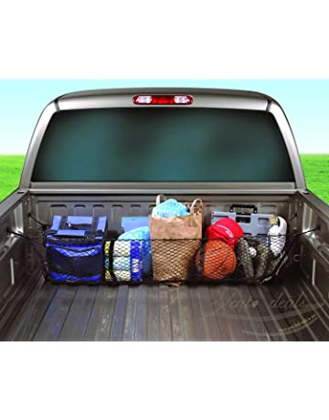 Amazon com: Tailgate Nets - Truck Bed & Tailgate Accessories