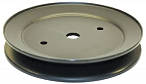 Raisman Spindle Pulley Replaces AYP 195945 197473 & Husqvarna 532195945 (1)