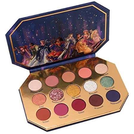 Amazon.com : Colourpop Disney Midnight Masquerade : Beauty