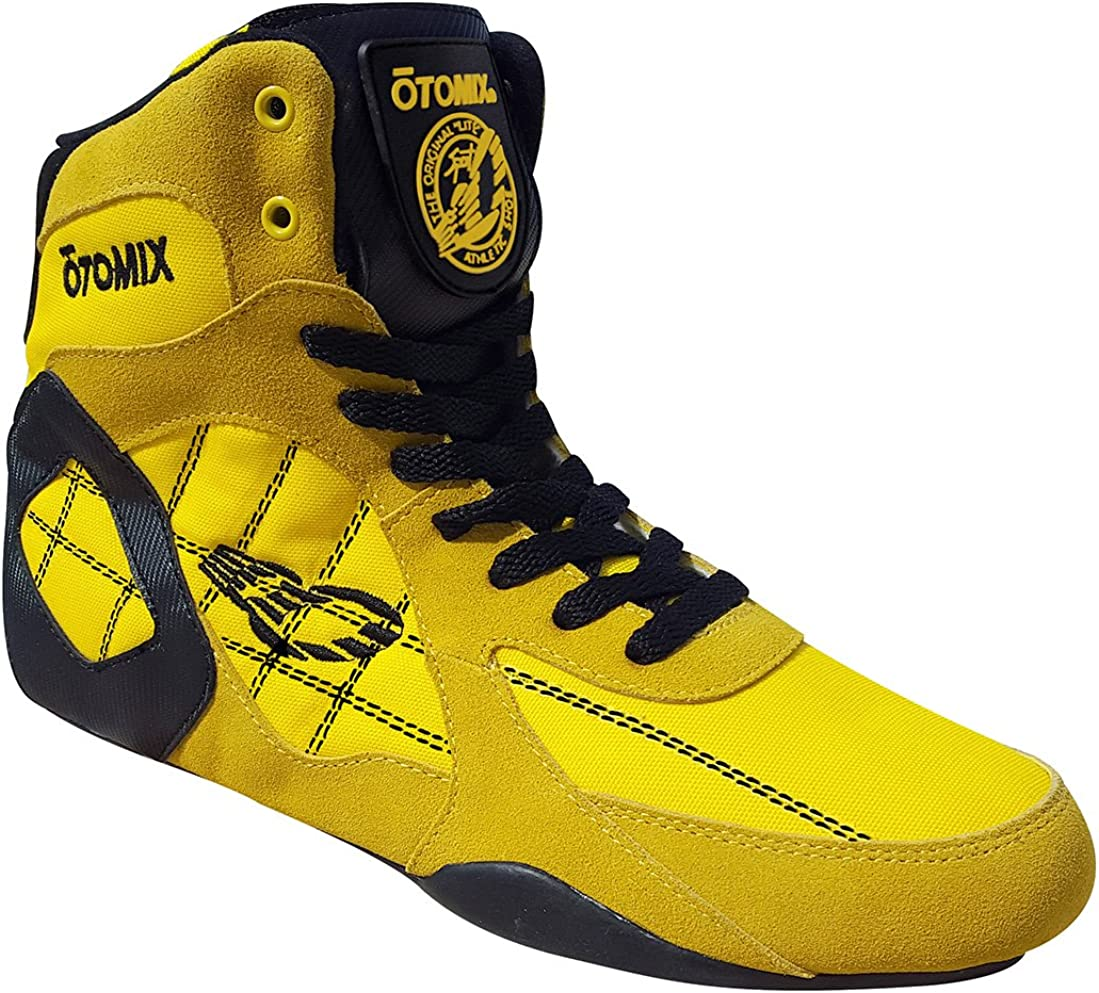 Otomix Women's Warrior Bodybuilding Boxing Weightlifting MMA Shoes