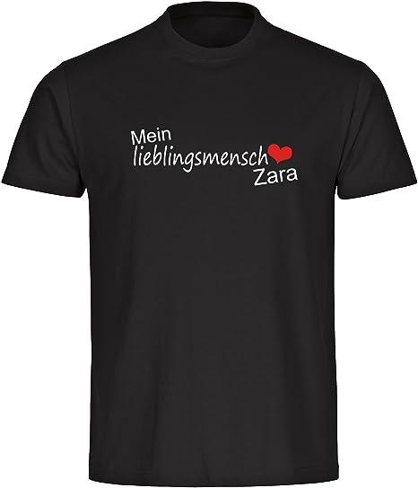 T-Shirt cuello redondo camiseta de manga corta para hombre de colour negro para hombre de mi favorita de Zara talla S hasta 5XL: Amazon.es: Deportes y aire libre